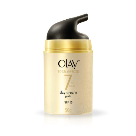 Olay Total Effects 7 in One Anti-Ageing Day Cream Gentle SPF 15, (50g)