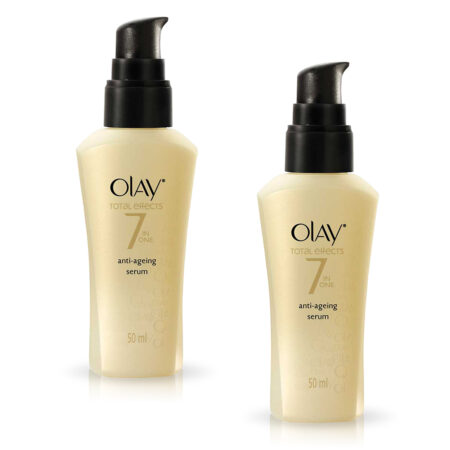 Olay Total Effects 7 in One Anti-ageing Serum, (50ml) Pack of 2