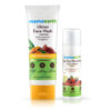 Spotless Skin Ubtan Facewash - 100ml and Bye Bye Blemishes Face Cream, 30ml (Combo)