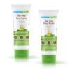 Tea Tree Face Scrub with Tea Tree and Neem for Skin Purification, 100gm (Pack of 2)