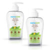 Tea Tree Face Wash with Neem for Acne and Pimples - 250ml Pack of 2